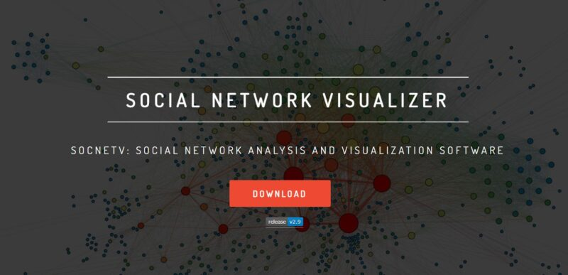 SOCIAL NETWORK VISUALIZER